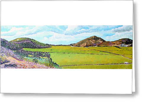 Cane Fields - Greeting Card - Blue Creations Store