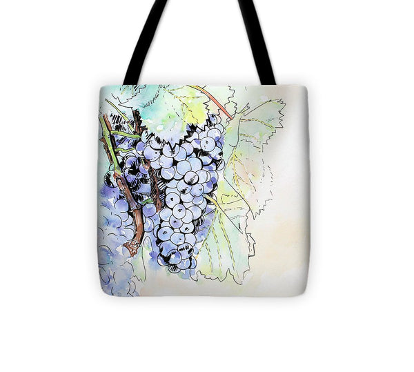 Grape Vine - Tote Bag - Blue Creations Store
