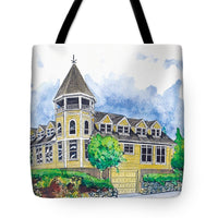 Sidney Professional Building - Tote Bag - Blue Creations Store