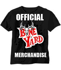 Official Bone Yard Merchandise
