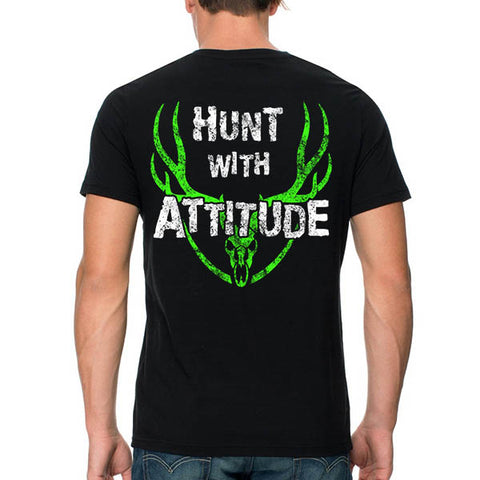 Kill'n Stix Shirt - Hunt With Attitude