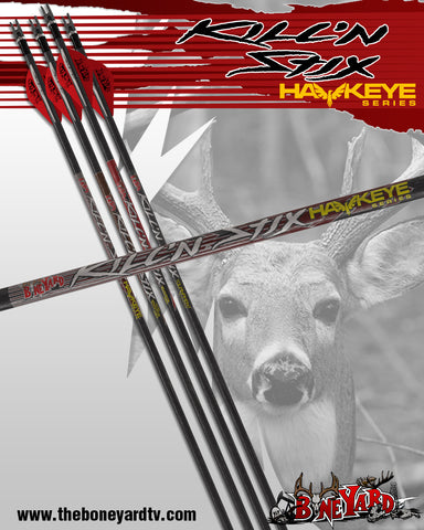 KILL'N STIX - HAWKEYE 6 pack