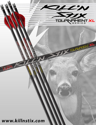KILL'N STIX - TOURNAMENT XL 6 pack