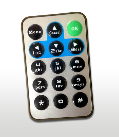 Kill'n Kam Replacement Remote Control