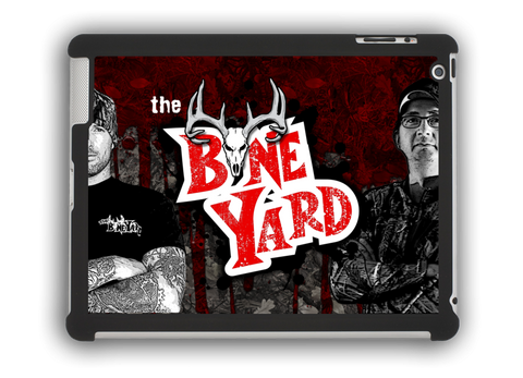 Bone Yard IPad Case