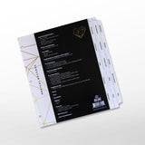 Medical Records Organizer Kit - Architectural Version