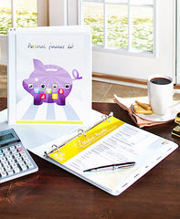 Personal Finance Organizer Kit
