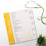 Medical Records Organizer Kit