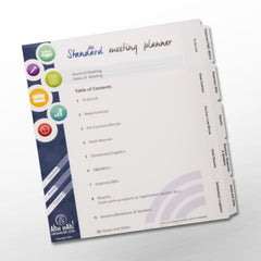 Meeting Planning Organizer Kit - Standard