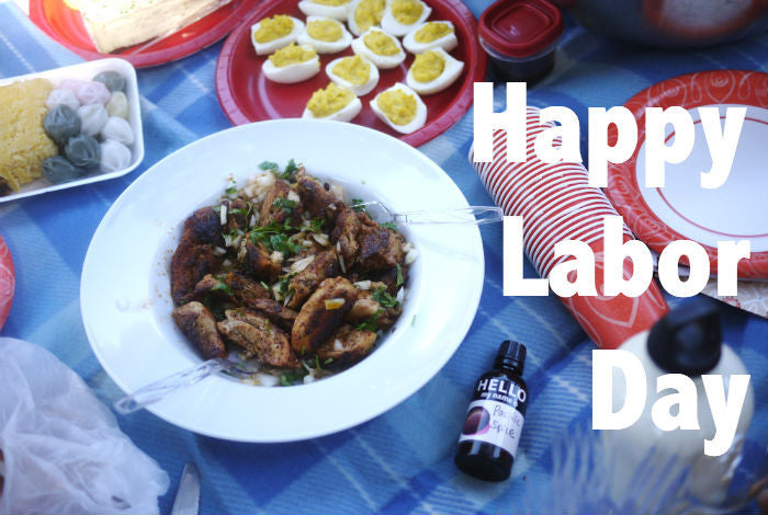 Labor Day Special Chicken Dish