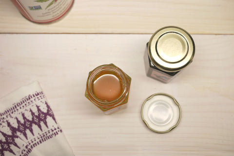 La Tourangellel Sesame Oil in a small jar