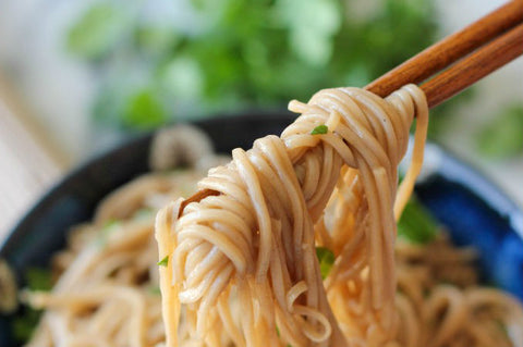 sesame soba noodle recipe using sesame oil