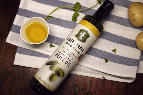 Extra Virgin Olive Oil Enzo Table