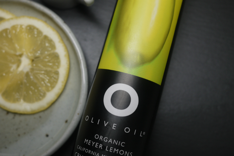 O Olive Oil, Organic Meyer Lemon