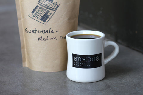 Bean Counter Coffee and Mug (Gift / Bundle)