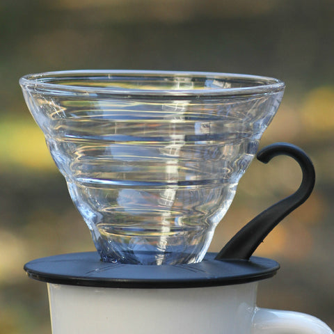 Yama Glass Pour Over Coffee Brewer (2 - 4 Cups)