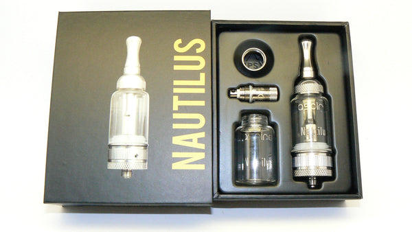 Aspire Nautilus 5ml Kit, Atomizer, Aspire - Puff Vaping