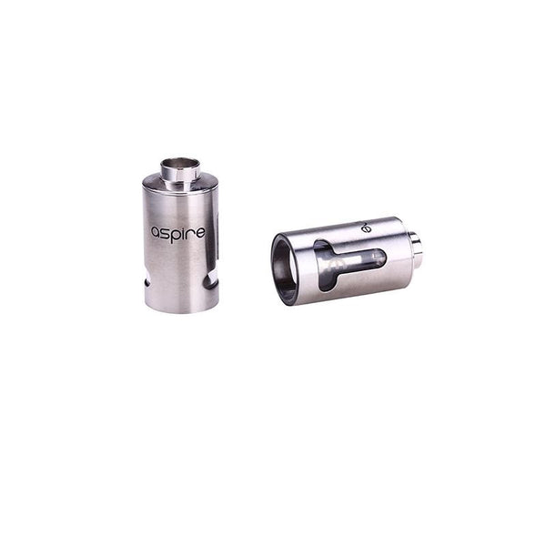 "Aspire Nautilus Mini ""T"" Window Stainless Steel Replacement Tank, Aspire Replacement Part, Aspire - Puff Vaping"