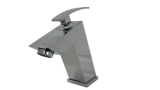 Stylish Chrome Mono Mixer Tap - SNUGGX - 2
