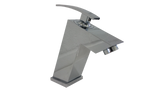Stylish Chrome Mono Mixer Tap - SNUGGX - 3