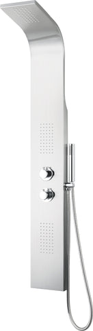 Mirror Stainless Steel Mixer Shower Column - SNUGGX - 1
