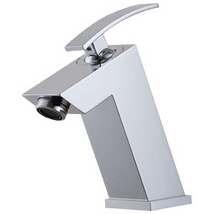 Stylish Chrome Mono Mixer Tap - SNUGGX - 1