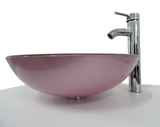 SNUGGX Contemporary Tempered Glass Countertop Basin - SNUGGX - 1