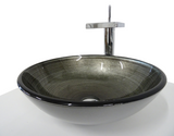 SNUGGX Contemporary Tempered Glass Countertop Basin - SNUGGX - 4