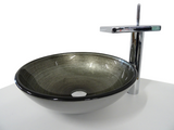 SNUGGX Contemporary Tempered Glass Countertop Basin - SNUGGX - 2