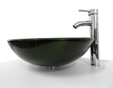 SNUGGX Contemporary Tempered Glass Countertop Basin - SNUGGX - 3