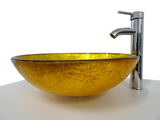 SNUGGX Tempered Handmade Glass Countertop Basin - SNUGGX - 1