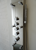 Luxury Thermostatic Mixer Shower Column - SNUGGX - 3