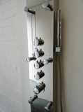 Luxury Thermostatic Mixer Shower Column - SNUGGX - 5