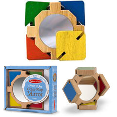 Fidget flip mirror- www.multi-sensoryworld.co.uk