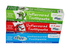 Oranurse Toothpaste- Multi-sensory World