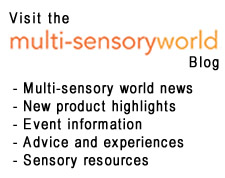 Visit the Multi-Sensory World Blog for the latest news and event information