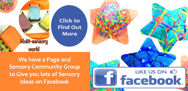 Facebook Page/ Group- Multi-sensory world- Special needs