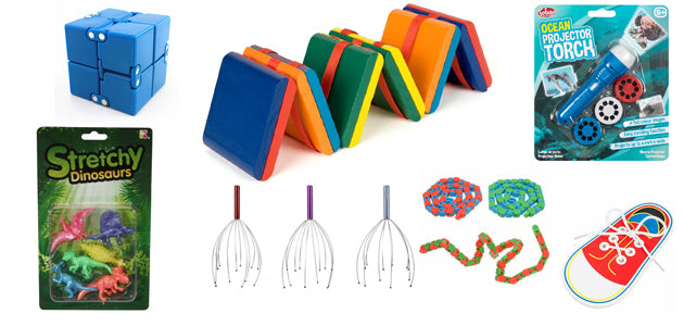 Fidget toys- For school and home