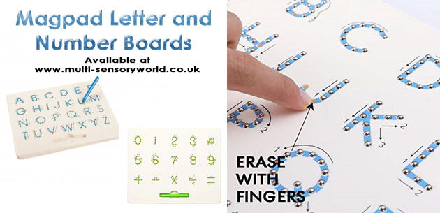 Magpad- Letter- Numbers- Schools