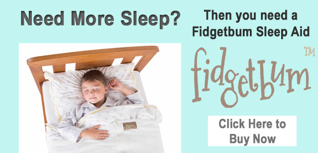 Fidgetbum- Sleep Aid- www.multi-sensoryworld.co.uk