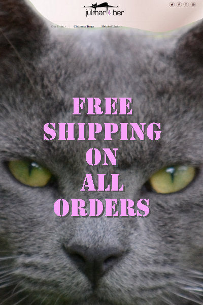 Free shipping for all orders within Australia