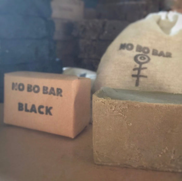 NO BO Bar Black (deodorant)
