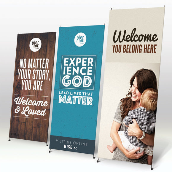 Custom Church Banners San Antonio Tx | Minuteman Press San Antonio TX Printing Company