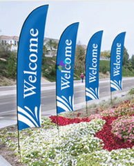 Custom Outdoor Flags San Antonio Tx