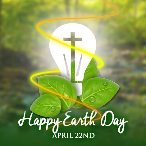 Happy Earth Day | San Antonio TX Printing Company