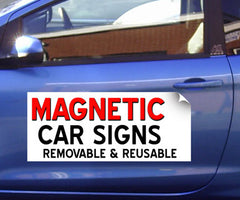 Magnetic Car Signs San Antonio