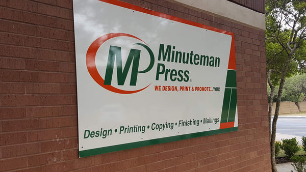 Minuteman Press San Antonio Printing Company