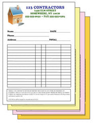 Custom Carbon Copy Forms San Antonio Tx