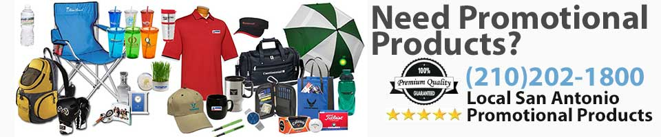 Promotional Products Supplier San Antonio TX