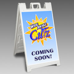 Custom Sidewalk Signs San Antonio Tx